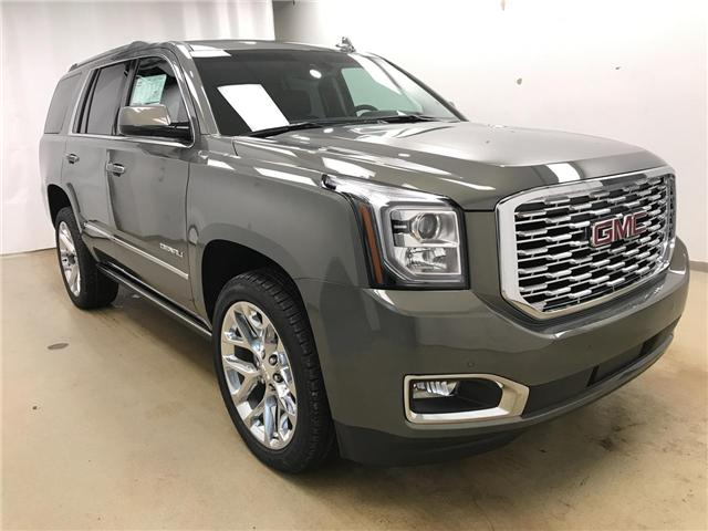 2018 GMC Yukon Denali (Stk: 187220) in Lethbridge - Image 1 of 19