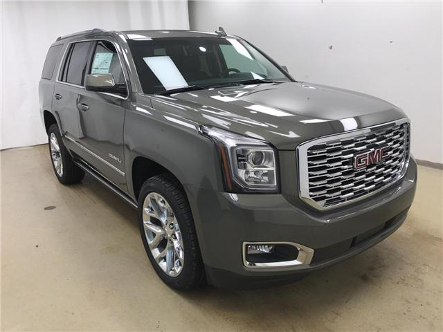 2018 GMC Yukon Denali (Stk: 187220) in Lethbridge - Image 2 of 19