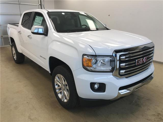 2018 GMC Canyon SLT (Stk: 185725) in Lethbridge - Image 2 of 19