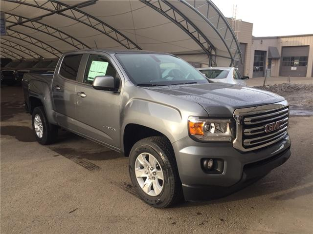 2018 GMC Canyon  (Stk: 160106) in AIRDRIE - Image 1 of 19