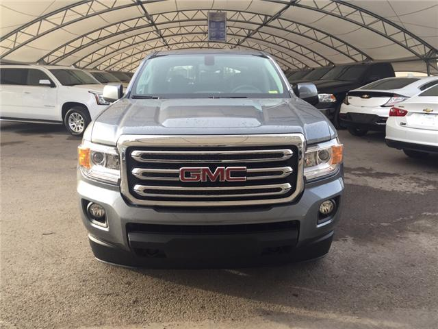 2018 GMC Canyon  (Stk: 160106) in AIRDRIE - Image 2 of 19