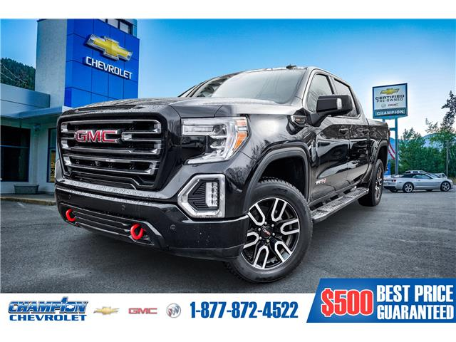 2019 GMC Sierra 1500 AT4 (Stk: 21-60A) in Trail - Image 1 of 27