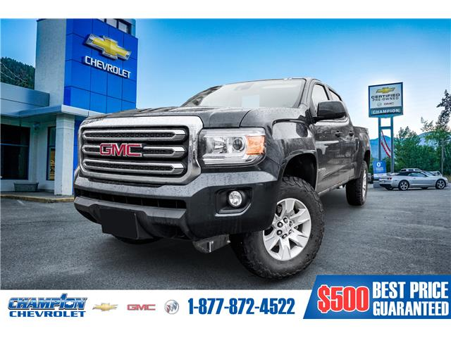 2018 GMC Canyon  (Stk: P21-68) in Trail - Image 1 of 24