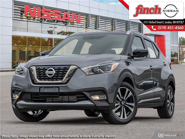 2020 Nissan Kicks SV (Stk: 00080) in London - Image 1 of 23
