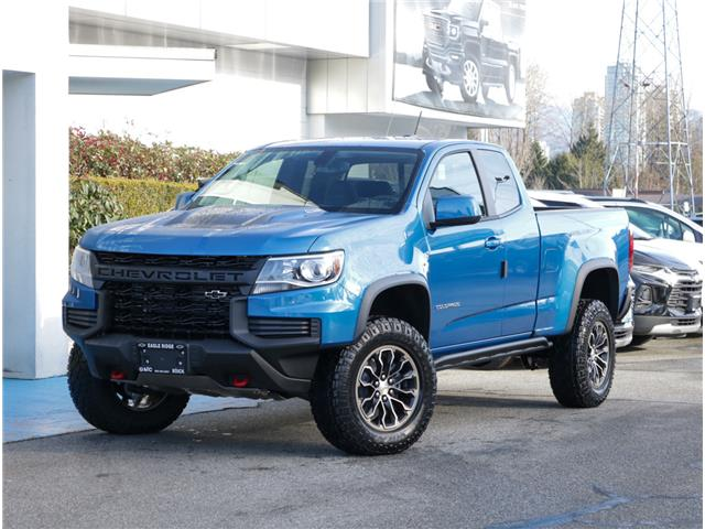 2021 Chevrolet Colorado ZR2 (Stk: 18130A) in Coquitlam - Image 1 of 14