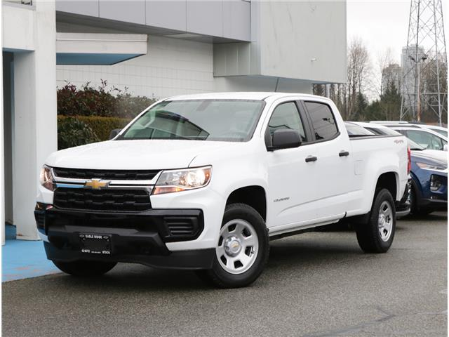 2021 Chevrolet Colorado WT (Stk: 18136A) in Coquitlam - Image 1 of 21