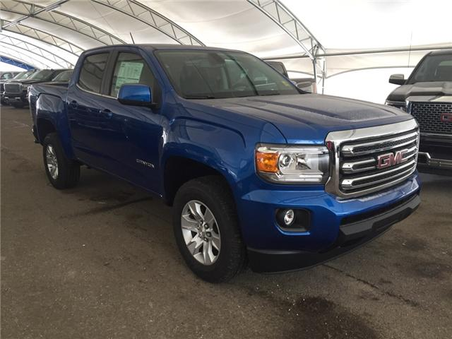 2018 GMC Canyon  (Stk: 160105) in AIRDRIE - Image 1 of 19