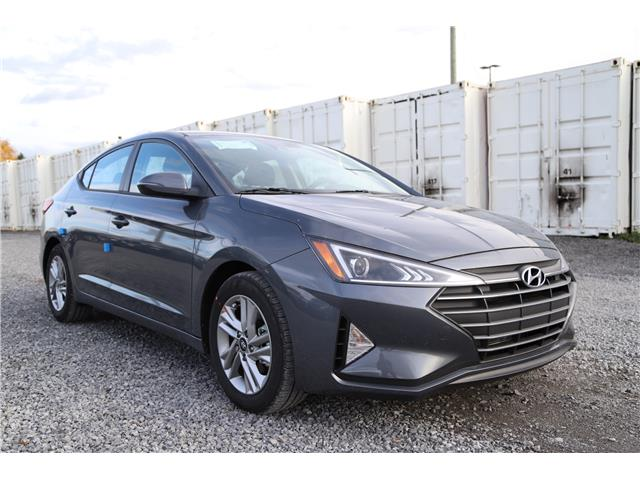 2020 Hyundai Elantra Preferred w/Sun & Safety Package (Stk: R05304) in Ottawa - Image 1 of 11
