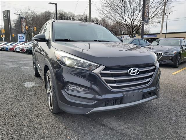 2016 Hyundai Tucson Limited (Stk: P3607) in Ottawa - Image 1 of 22