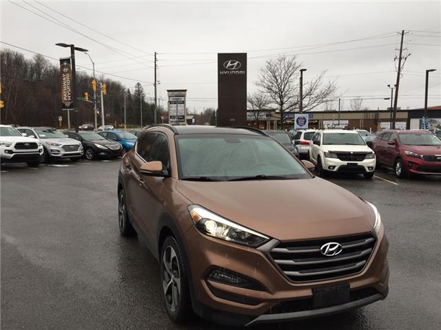 2016 Hyundai Tucson Limited (Stk: P3637) in Ottawa - Image 1 of 23