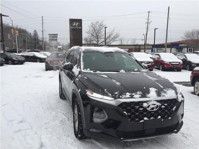 2020 Hyundai Santa Fe Essential 2.4  w/Safety Package (Stk: X1524) in Ottawa - Image 1 of 23