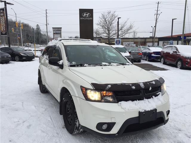 2016 Dodge Journey SXT/Limited (Stk: P3645) in Ottawa - Image 1 of 21