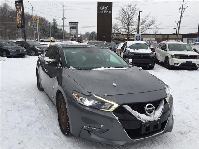 2016 Nissan Maxima SL (Stk: R10391A) in Ottawa - Image 1 of 22