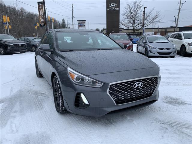 2018 Hyundai Elantra GT GLS (Stk: P3652) in Ottawa - Image 1 of 21