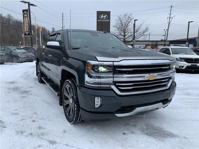 2017 Chevrolet Silverado 1500 High Country (Stk: P3643) in Ottawa - Image 1 of 20
