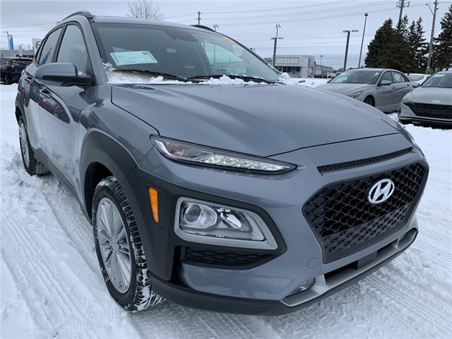 2021 Hyundai Kona 1.6T Ultimate (Stk: R10369) in Ottawa - Image 1 of 19