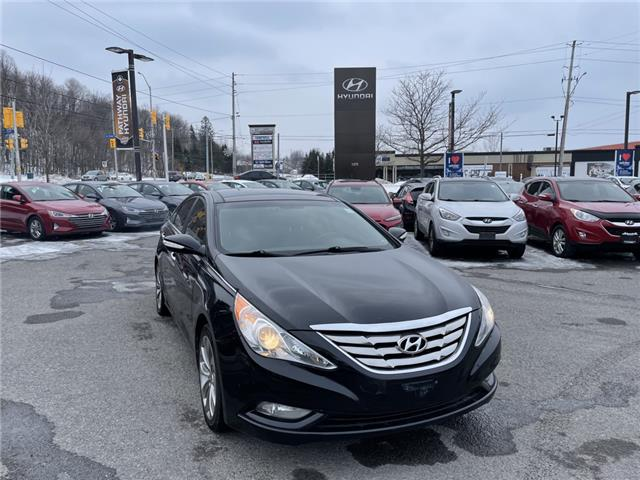 2012 Hyundai Sonata Limited (Stk: R10129A) in Ottawa - Image 1 of 22