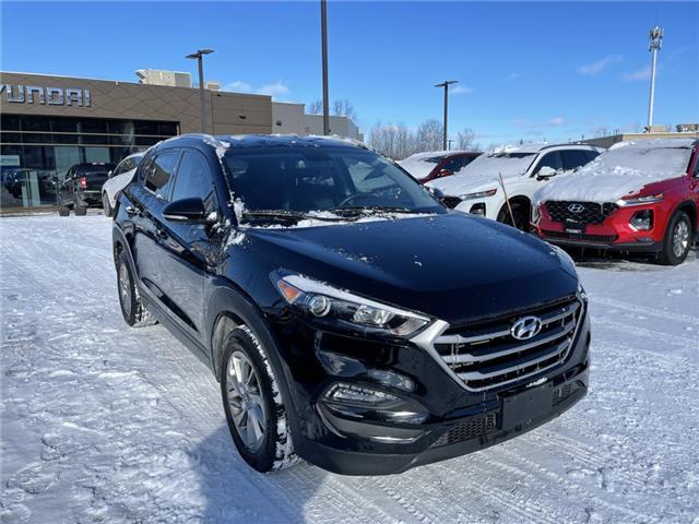 2018 Hyundai Tucson Premium 2.0L (Stk: P3666) in Ottawa - Image 1 of 23