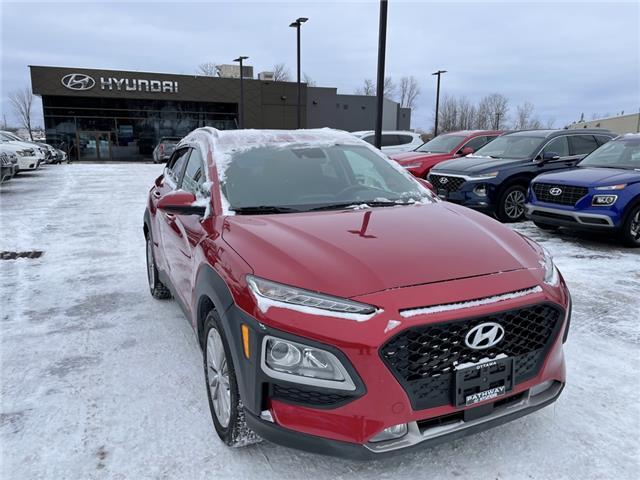 2018 Hyundai Kona 2.0L Luxury (Stk: R10177A) in Ottawa - Image 1 of 23