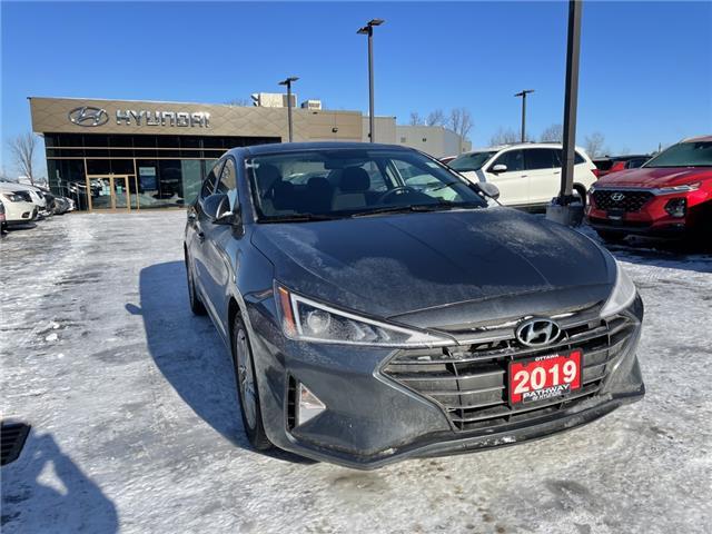 2019 Hyundai Elantra Preferred (Stk: P3659) in Ottawa - Image 1 of 22