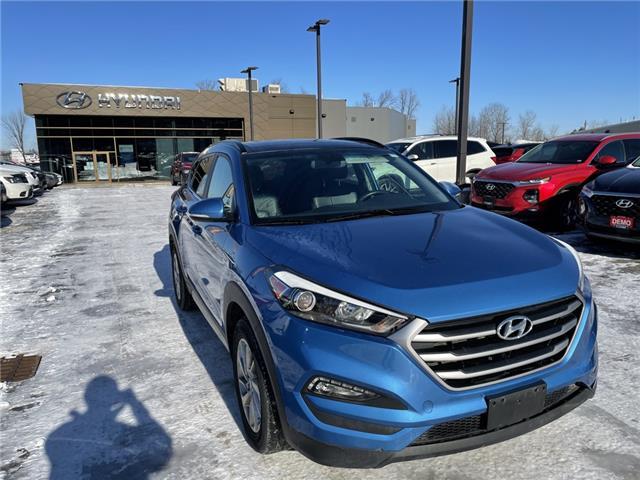 2017 Hyundai Tucson Luxury (Stk: P3668) in Ottawa - Image 1 of 23