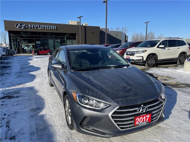 2017 Hyundai Elantra GL (Stk: P3638) in Ottawa - Image 1 of 23