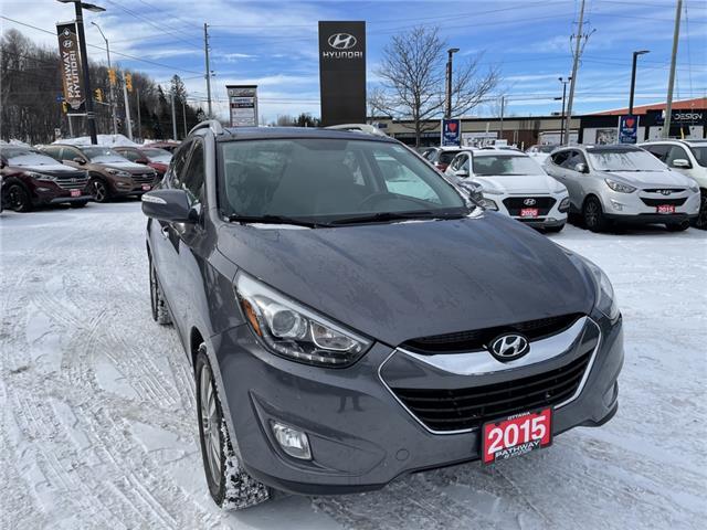 2015 Hyundai Tucson Limited (Stk: P3666A) in Ottawa - Image 1 of 22