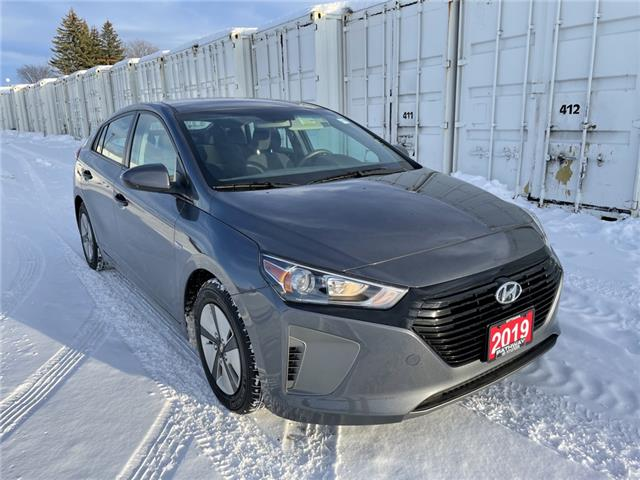 2019 Hyundai Ioniq Hybrid ESSENTIAL (Stk: P3667) in Ottawa - Image 1 of 22