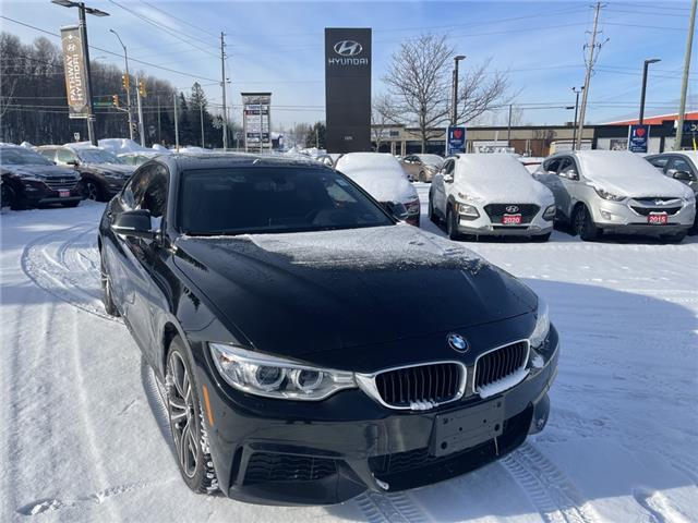 2016 BMW 435i xDrive Gran Coupe (Stk: P3621A) in Ottawa - Image 1 of 22
