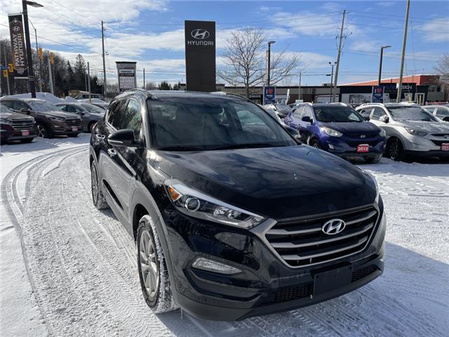 2016 Hyundai Tucson Luxury (Stk: P3671) in Ottawa - Image 1 of 23