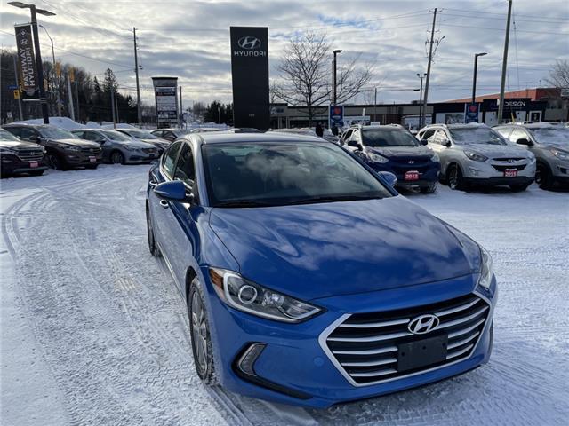 2018 Hyundai Elantra GL (Stk: P3672) in Ottawa - Image 1 of 23