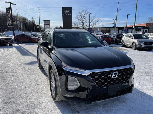 2020 Hyundai Santa Fe Essential 2.4  w/Safety Package (Stk: X1529) in Ottawa - Image 1 of 23