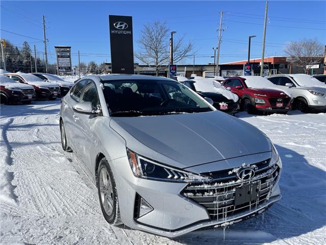 2020 Hyundai Elantra Luxury (Stk: R10676A) in Ottawa - Image 1 of 22