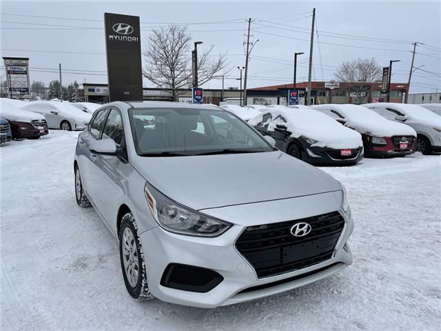 2020 Hyundai Accent Essential w/Comfort Package (Stk: R10676B) in Ottawa - Image 1 of 22