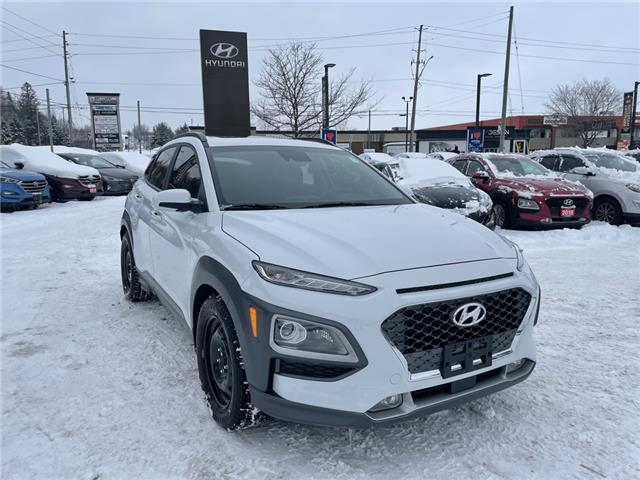 2020 Hyundai Kona 1.6T Ultimate (Stk: P3676) in Ottawa - Image 1 of 22