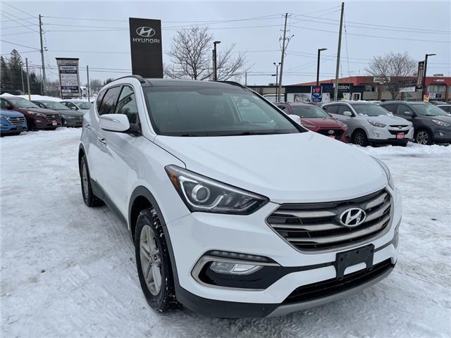 2018 Hyundai Santa Fe Sport 2.4 Luxury (Stk: R10021B) in Ottawa - Image 1 of 22