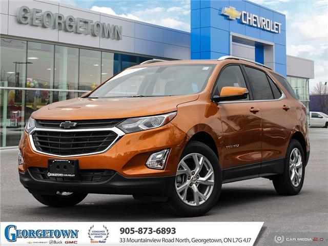 2019 Chevrolet Equinox LT (Stk: 28970) in Georgetown - Image 1 of 29