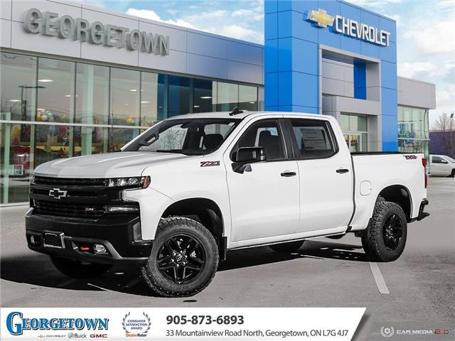 2021 Chevrolet Silverado 1500 LT Trail Boss (Stk: 32815) in Georgetown - Image 1 of 28