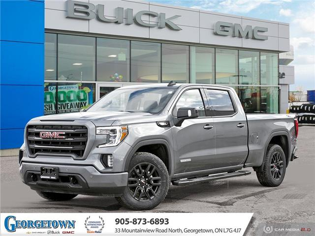 2021 GMC Sierra 1500 Elevation (Stk: 32890) in Georgetown - Image 1 of 27