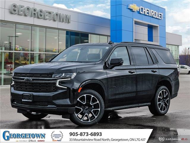 2021 Chevrolet Tahoe RST (Stk: 32936) in Georgetown - Image 1 of 29