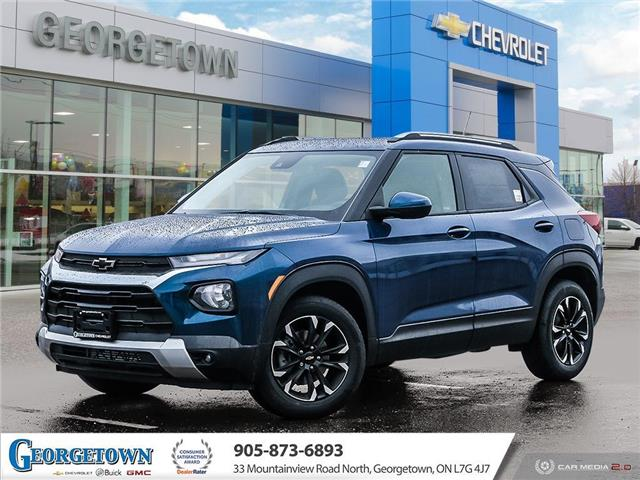 2021 Chevrolet TrailBlazer LT (Stk: 32964) in Georgetown - Image 1 of 28