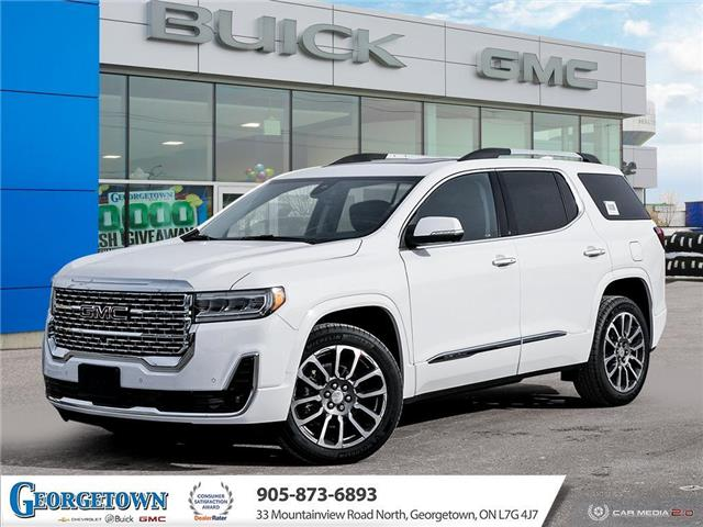 2021 GMC Acadia Denali (Stk: 33086) in Georgetown - Image 1 of 28