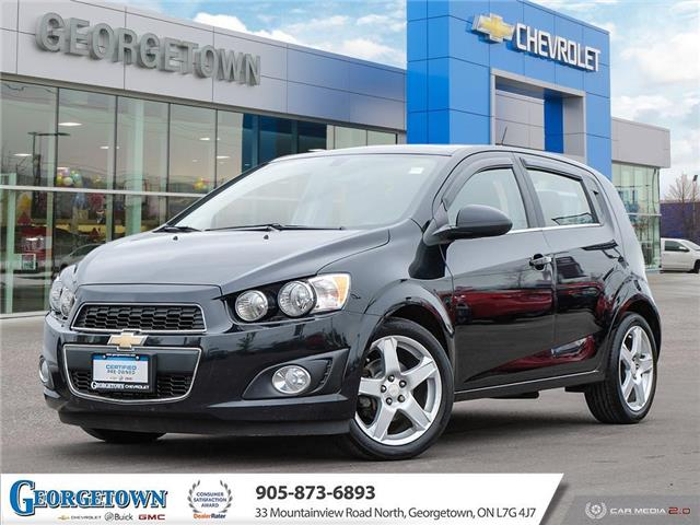 2016 Chevrolet Sonic LT Auto (Stk: 32305) in Georgetown - Image 1 of 28