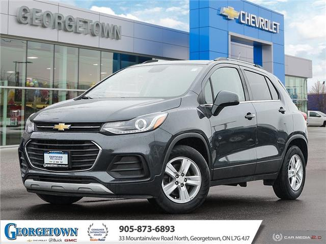 2017 Chevrolet Trax LT (Stk: 32749) in Georgetown - Image 1 of 28