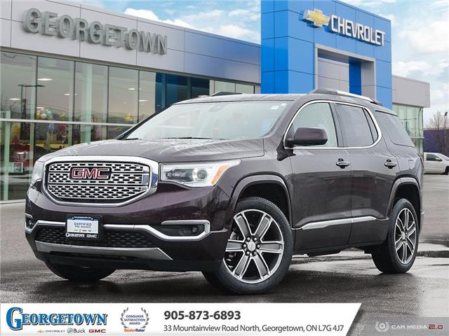 2017 GMC Acadia Denali (Stk: 31912) in Georgetown - Image 1 of 28
