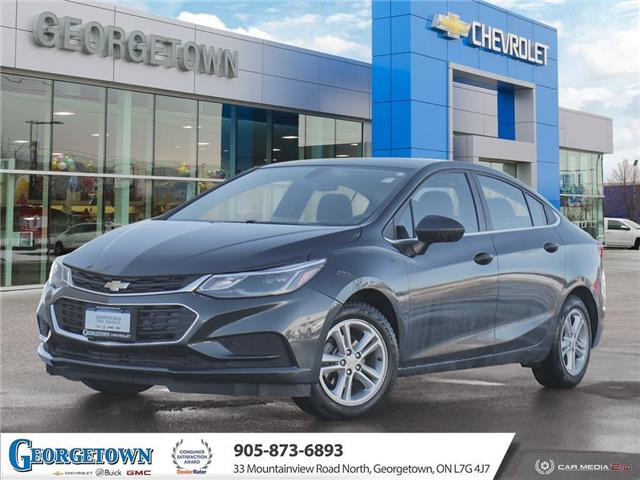 2018 Chevrolet Cruze LT Auto (Stk: 30440) in Georgetown - Image 1 of 27