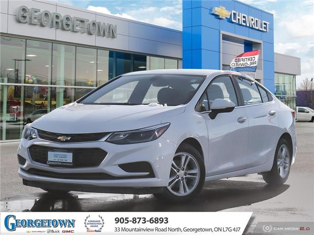 2016 Chevrolet Cruze LT Auto (Stk: 32748) in Georgetown - Image 1 of 27