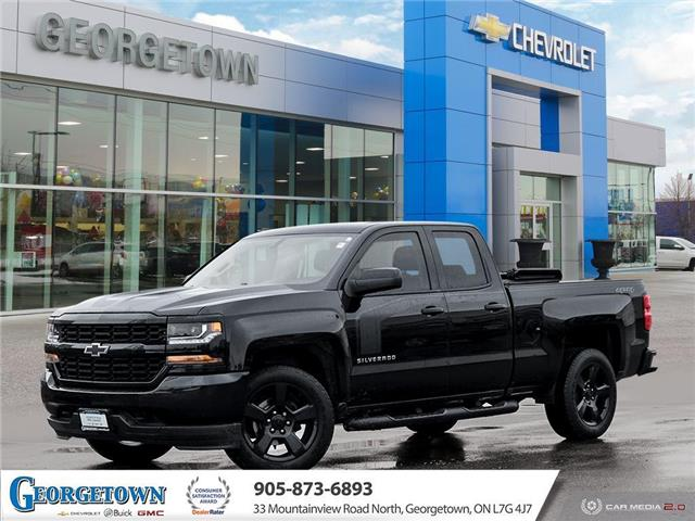 2017 Chevrolet Silverado 1500 Silverado Custom (Stk: 24579) in Georgetown - Image 1 of 28