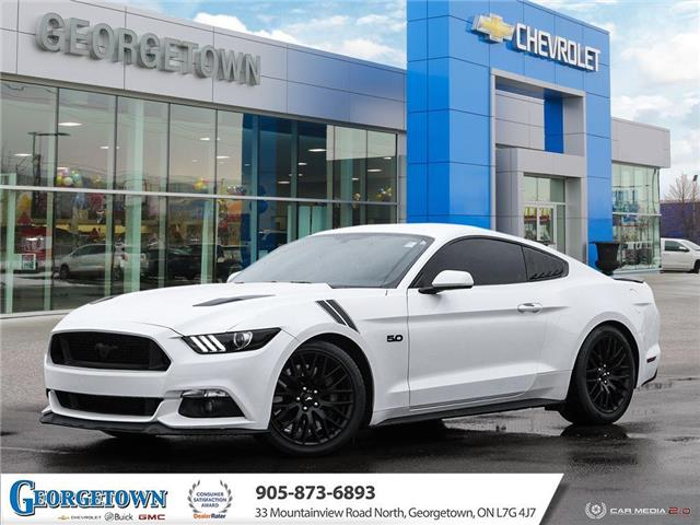 2017 Ford Mustang GT (Stk: 32988) in Georgetown - Image 1 of 30