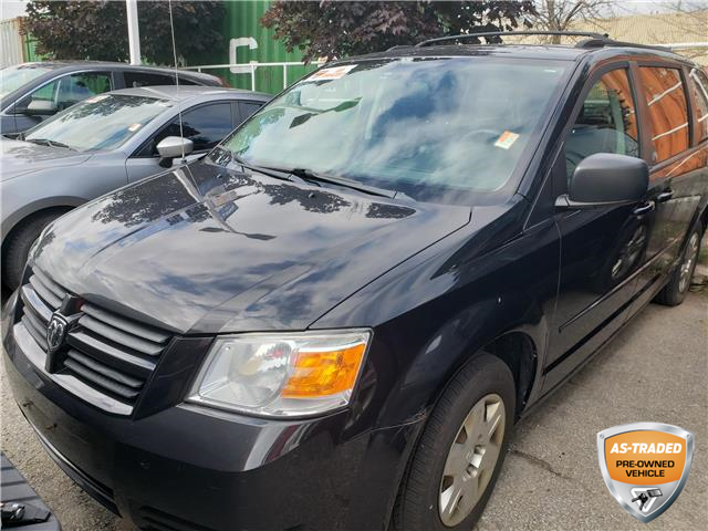 2010 Dodge Grand Caravan SE (Stk: T1255A) in Barrie - Image 1 of 14